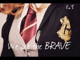 We are the Brave Gryffindors