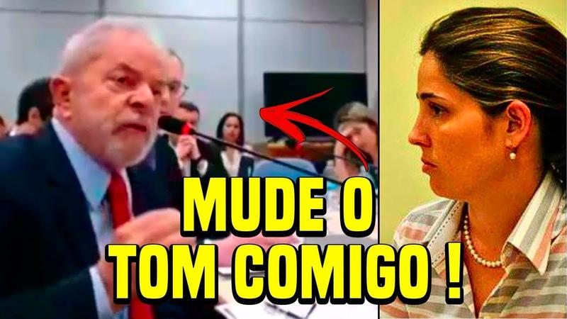Lula Tenta Intimidar Juíza Gabriela Hardt e Recebe Resposta INCRÍVEL em Novo Depoimento