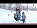 100 секунд на Солнце. Strider Snow Racing Sakhalin