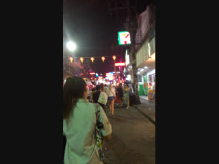 5 минут на walking street pattaya ✌️