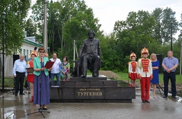 21 июля 2018 г, Фестиваль Бежин луг. 200 лет Тургеневу, Тульская область Hie0AemcFxc