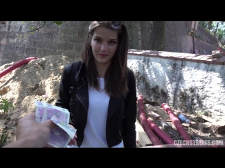 CzechStreets - Martina The Shiest Girl Ever Е114 New Porn 2018, Czech Porn, Публичное порно, Минет, на камеру