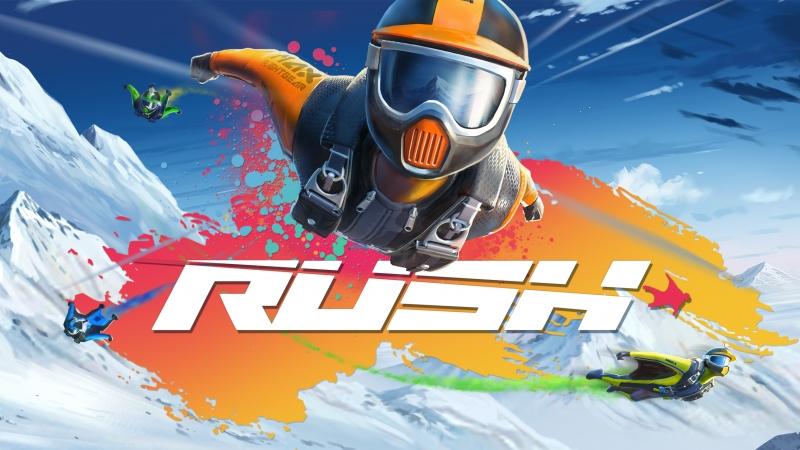 PlayStation VR Rush VR GAMECLUB Хабаровск