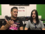 Interview with Efim Kerbut @ EDM School by Dj Цветкоff