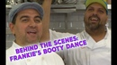 Behind the Scenes: The Cake Boss loves Frankie's Booty Dance