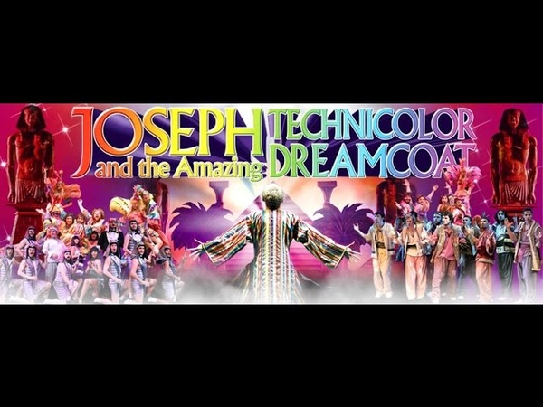 Jacob and sons Joseph's Coat - Karaoke (Joseph and the amazing technicolor dreamcoat)