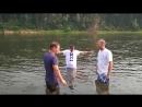 Крещение в Мане Клип