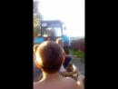 Покатушки на тракторе
