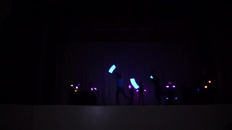 Детская студия flow art и светового шоу «CoolKids». Гарри Поттер