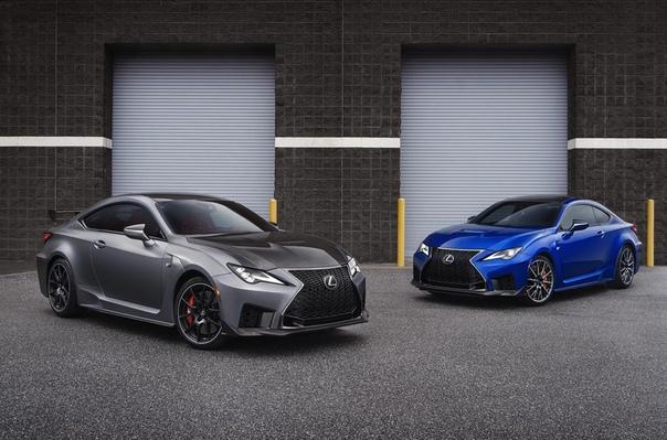 Обновленный Lexus RC F: больше мощности и трековая версия из карбона. Компания Lexus привезла на Детройтский автосалон обновленное «заряженное» купе RC F, получившее освеженную внешность и более