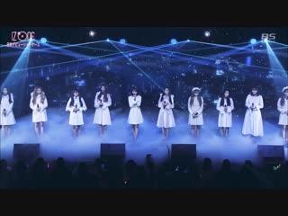 190206 iz*one japan debut showcase.  izone - as we are dreaming (jap. ver.)