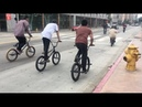 ➡️BMX STREET Peepgame Street Ride LA Long Beach w/ Ed Zunda RAW/Webisode