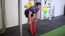 ISOMETRIC - Upper Body Exercises 23 Bent Over Row Isometric w Towel