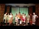 Театрализованное представление Бабий бунт