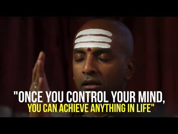 DANDAPANI : How To Control Your Mind (USE THIS to Brainwash Yourself)