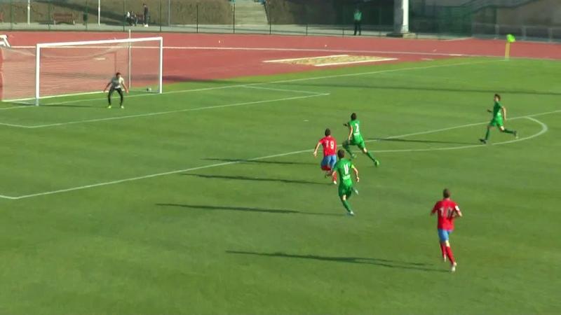 Видеообзор матча СКА Ангушт