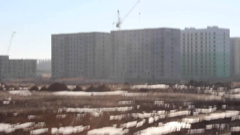Строительство Южно-Чемского жилмассива (Просторный) (Дискус Плюс), г. Новосибирск