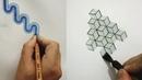 驚異のレタリング アート!【35】 フリーハンドでデザイン文字を描く技術がすごい!