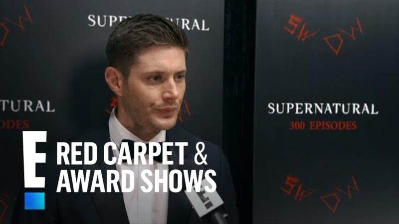 Jared Padalecki Jensen Ackles' Wives Talk Supernatural Bond | E! Red Carpet Award Shows
