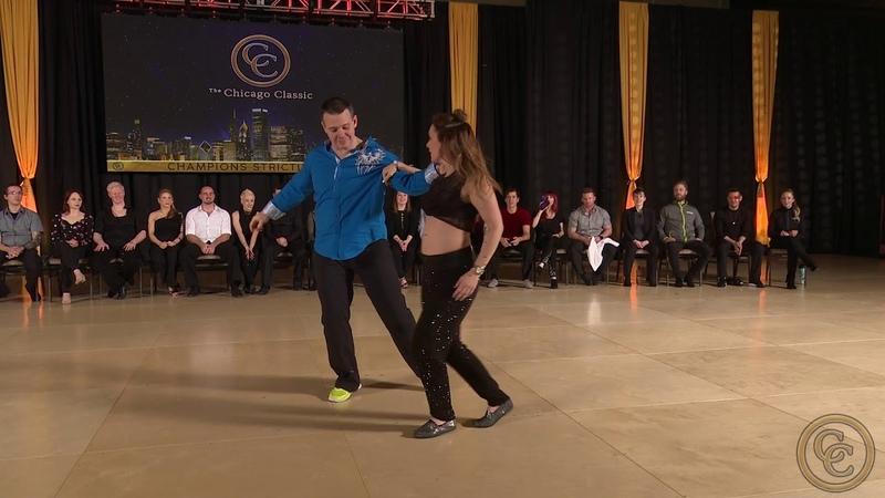 Chicago Classic 2019 Champions Strictly Swing Jason Miklic Tessa Cunningham Munroe