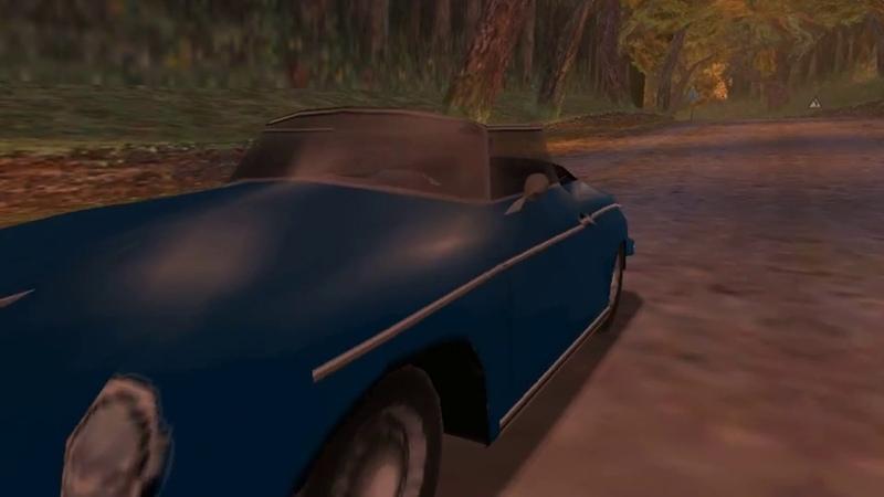 Need for Speed Porsche Unleashed Gameplay - Normandie