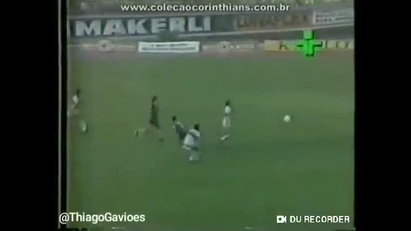 CORINTHIANS 3X2 SPFC - De Virada, Tem Gol de Murici, Frango do Waldir Peres