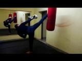 My best kicks & punches