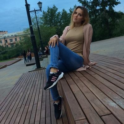 Мария Первухина
