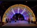 Праздничная иллюминация в Анапе