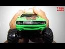Про машинки. Обзор модели авто Dodge Challenger/Додж Челленджер 4x4 масштаб 43 с рабочей подвеской
