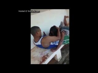 Dude films his sister sucking off his best friend - sickjunk.com