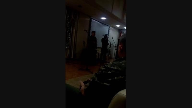 Концерт Десантуры в Ялуторовске