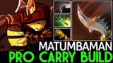 Matumbaman Bounty Hunter Pro Carry Build ! Crazy Game 7.17 Dota 2
