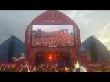 ЛУЧШИЙ DJ планеты 1998-1999 года ЛЕГЕНДАРНЫЙ Paul Oakenfold в московской фан-фест зоне FIFA World Cup Russia (ч7) @ 2018.07.14