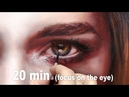 OIL PAINTING PORTRAIT DEMO ✦ REALISTIC ART VIDEO ✦ expressive eye look by Isabelle Richard
