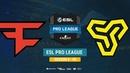 FaZe vs Space Soldiers - ESL Pro League S8 EU - bo1 - de_dust2 [Enkanis, ceh9]