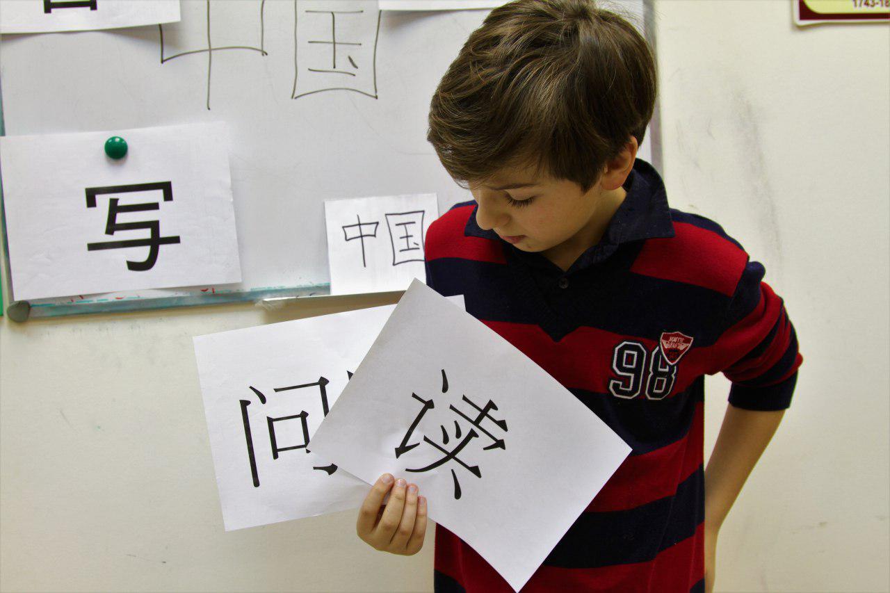 Библиотека на Корнейчука открыла набор в школу китайского языка