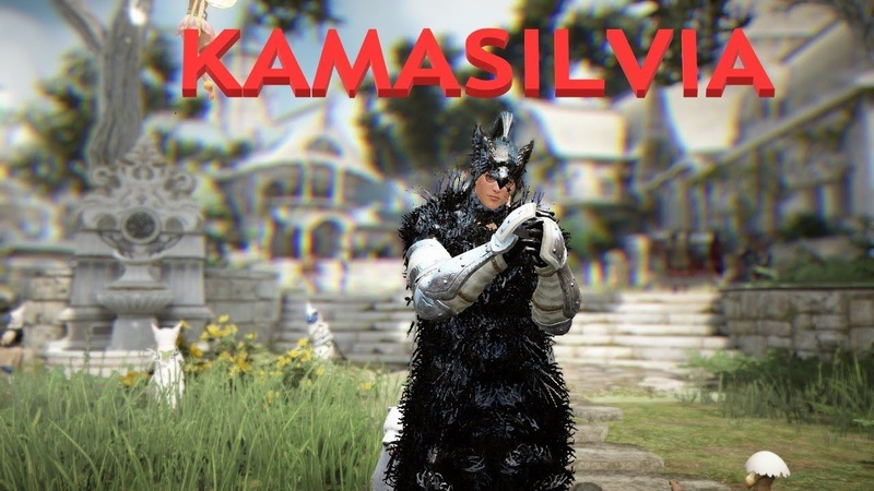 BDO KAMASYLVIA GRIND SPOTS   VIDEO MONTAGE   BLACK DESERT ONLINE   BDO