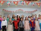 Рождество на испанском...Детская школа искуств № 1 ....5 группа