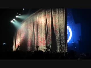 Эпическое начало, эпического концерта.