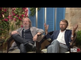 ABBA Interview Backstage with Benny Andersson &amp Bj