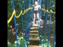 Сегодняшний день с @ekaonelove и детьми провели в Панда парке