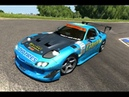 Mod Mazda RX 7 FD3S Amemiya 雨宮 D1 Drift Crash test