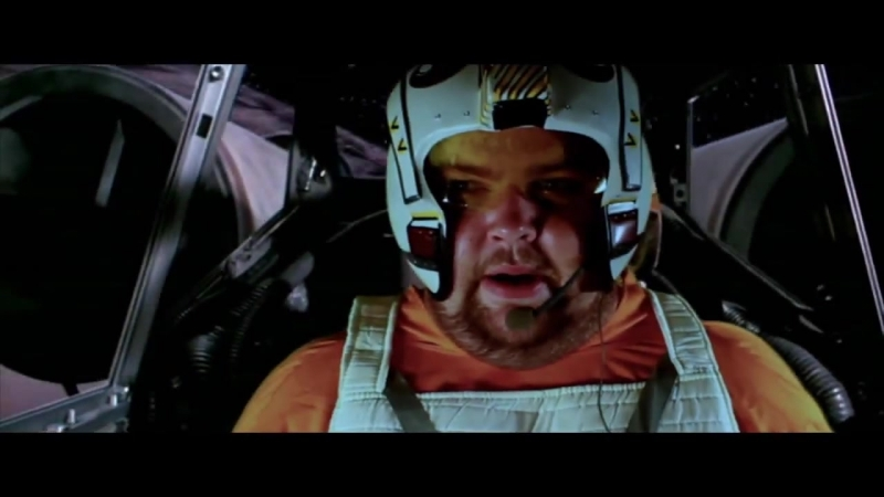 Star Wars Blu-Ray Changes - New Scenes_ More Porkins_ (неуклюжий толстяк)