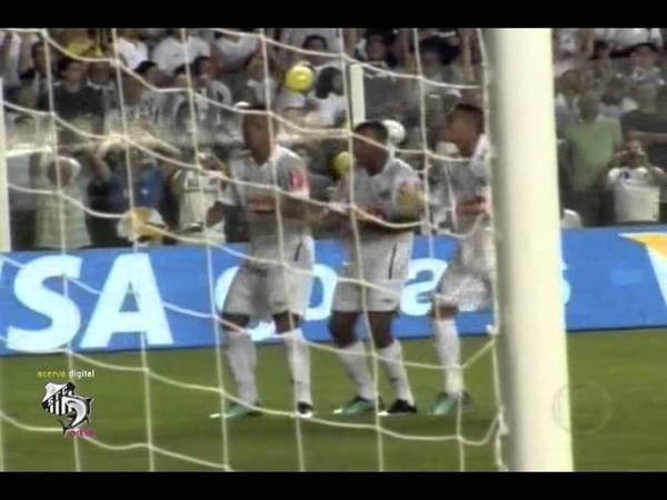 Santos 3 x 1 Atlético-MG - Copa do Brasil 2010 - Globo Esporte