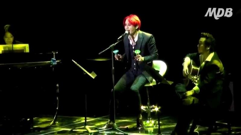141230 Lovers Concerto 김준수 junsu