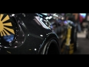 [4K] Black X Gold Liberty Walk GT-R R35 _ ARMYTRIX _ Platinum Forged _ SEMA