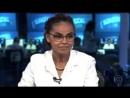 Marina Silva (REDE) no Jornal Nacional - 30/08
