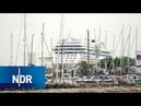 Rostock-Warnemünde: Ärger um Kreuzfahrtschiffe | Markt | NDR