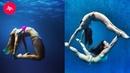 La mejor gimnasia y flexibilidad dentro del agua (Musicalys)